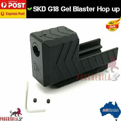 SKD G18 Hop Up 3D Printing Hopup for Toy Gel Balls Blaster G18 Increase distance