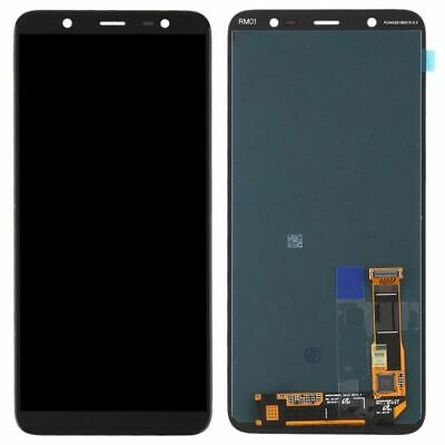 PER SAMSUNG GALAXY A6 Plus 2018 A605 LCD TOUCH SCREEN DIGITIZER SCHERMO NEW RL02