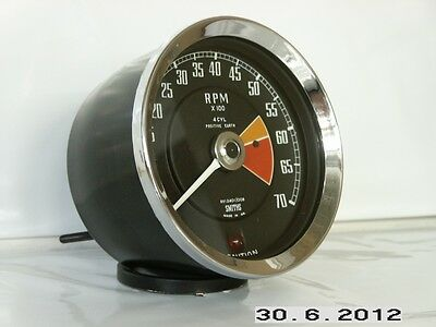 Mg  Rev Counter Smiths   Rvi 2401/00B Positive Earth---