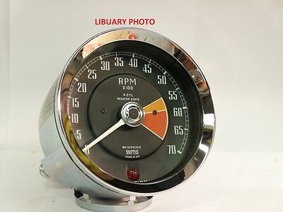 Rev Counter Smiths   Rvi 2430/00