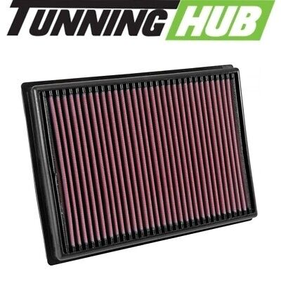 K&N 33-3045 Replacement Panel Air Filter KN for Toyota Hilux 2.4L/2.8L Diesel