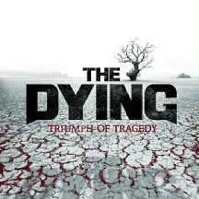 "The Dying ""Triumph Of Tragedy"" Cd Trash Metal New"