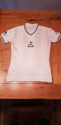Vintage Tottenham Hotspur home shirt from 1983. Ultra rare. By Le coq spotif