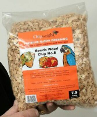 Floor Dressing Birds Reptiles And Animals 60ltr-DAMAGED PACKAGING + Food Scoop
