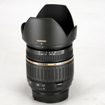 Tamron 17-50mm f/2.8 Di-II SP LD XR IF A16NII AF Lens For Nikon DX * Excellent *