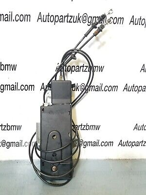 BMW E46 3 SERIES CONVERTIBLE ROOF TOP DRIVE MOTOR oem 8248308 + CABLES #ub2.4