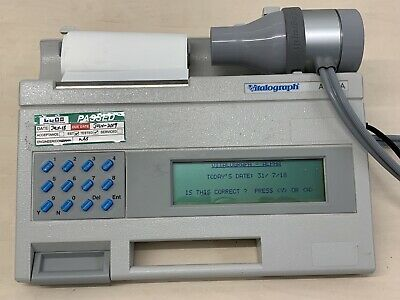 Vitalograph Alpha Spirometer System with integrated printer