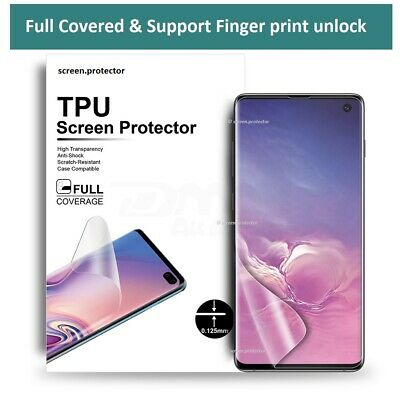 For Samsung Galaxy S9 2018 Tempered Glass Screen Protector - Clear