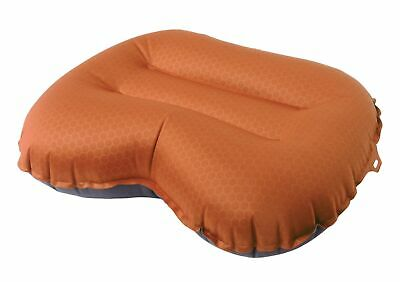 Outdoor Camping Sleeping Pillow Exped Air Lite Orange