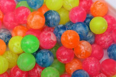 15 Bouncy Jet Balls Kids Birthday Party Loot Bag Fillers Pinata Toys Stocking