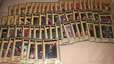 Yu-Gi-Oh! Yugioh Bandai official game 1998 cards Lot Japanese