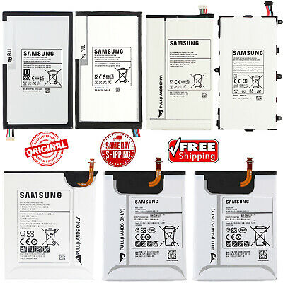 New OEM Battery Replacement For Samsung Galaxy Tab All Models Original Genuine