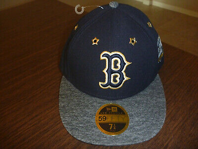 timeless design 662ea 07d2d Boston Red Sox New Era 59Fifty 2016 All Star Game On Field Fitted Hat Size 7
