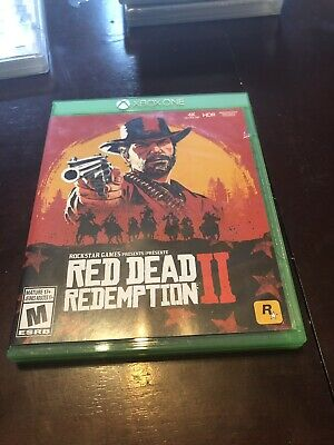 Red Dead Redemption 2 (Xbox One Physical Copy)