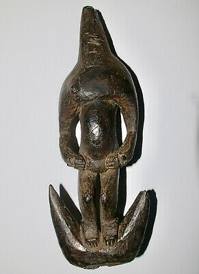 A Good Very Old Middle Sepik Hook. Papua New Guinea.