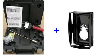 MAGNEPULL XP1000-LC Magnet Cable Puller Wire Fishing + QBit Cut Wall Saw Outlet