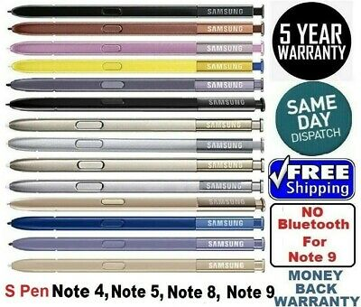 For Samsung Galaxy Note 9 Note 8 Note 5 oem S Pen Touch Stylus Pen Pencil USA
