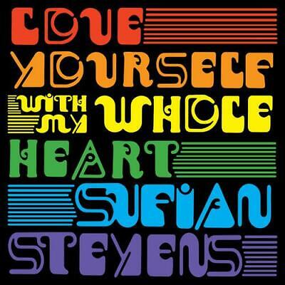 Sufjan Stevens - Love Yourself /  With My Whole Heart (iex) - (Colored Vinyl, In