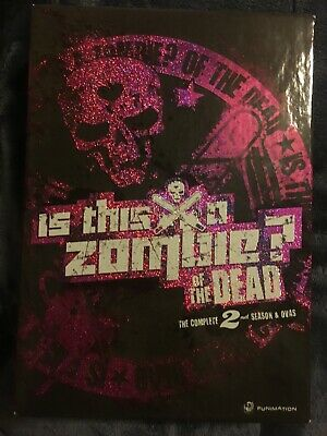 Is This A Zombie? Of The Dead Limited Edition DVD
