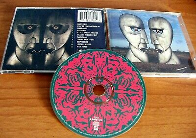 Pink Floyd The Division Bell Cd 1994 Emi Braille Version Printed In Uk