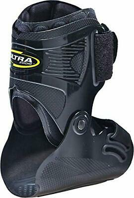 Ultra Zoom Ankle Brace for Injury Prevention (Black) Small/Medium