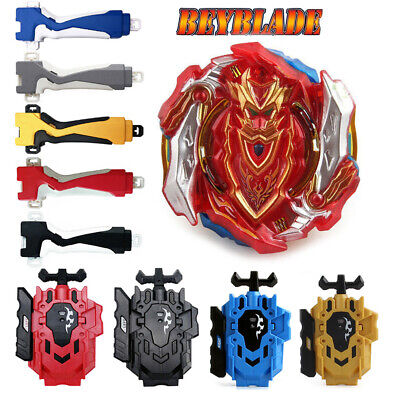 Beyblade Burst CHO-Z Achilles.00.Dm Battle Spinning Top Toy With Launcher + Grip