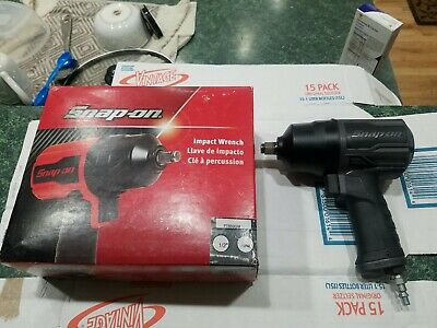 """Snap On Pt850Gmg 1/2"""" Drive Super Duty Impact Air Wrench"""