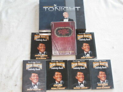 Johnny Carson  4 Decades Of Tonight Show 15 DVD's  & Merv Griffin Show  12 Dvd's