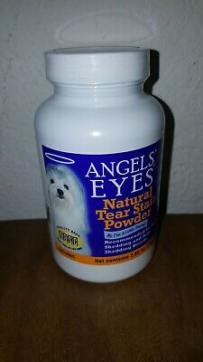Angels' Eyes Chicken Formula 75 g Natural Tear Stain Powder Dogs Expires 12/2020