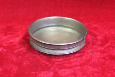 Brass Ashtray Urli 1900s Old Vintage Antique Indian Collectible PO-89