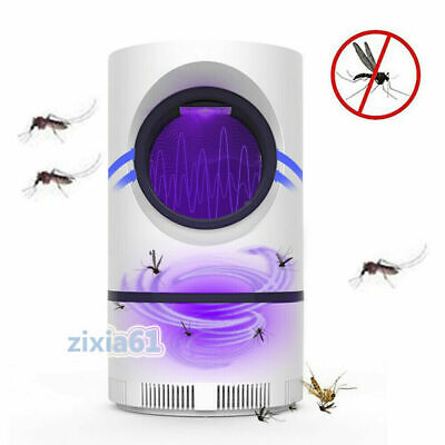 Trampa De Insectos Mosquito Insecto Zapper USB LED Luz Mosquito Asesino