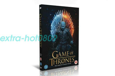 2019 Game Of Thrones The Complete Season 8 AU Free Post - Free Shipping