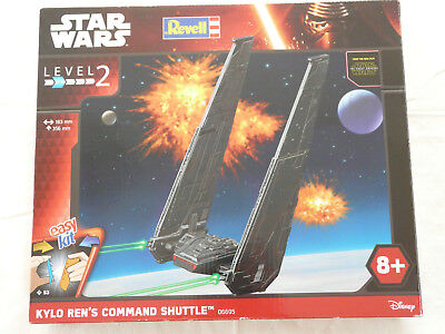 Maquette STAR WARS REVELL 06695 Kylo Ren's Command Shuttle Easy-Kit 2015 Disney