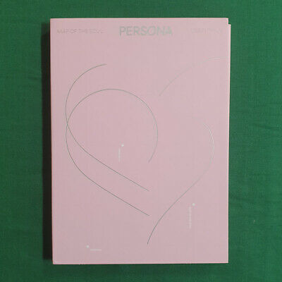 [Pre-Owned/No Photocard] BTS Map of The Soul : Persona ver 01 Album - CD/Booklet