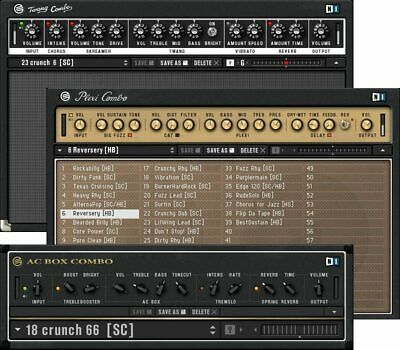 Native Instruments  ( Upgrade to Guitar Rig 5!)