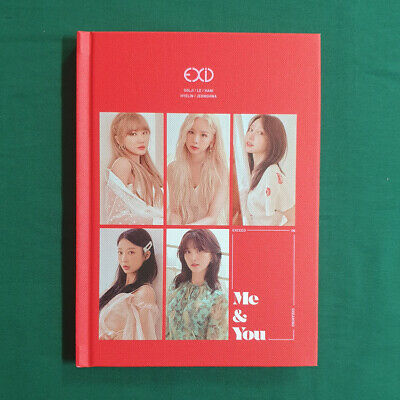 [Pre-Owned / No Photocard] Exid 5th Mini Album We - CD / Booklet