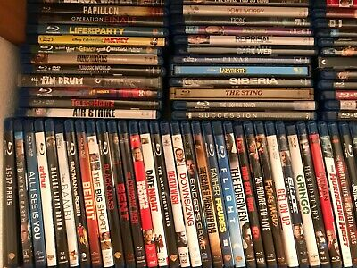 ** Blu-Ray Movie Lot | You Pick | Used | Combined Shipping **