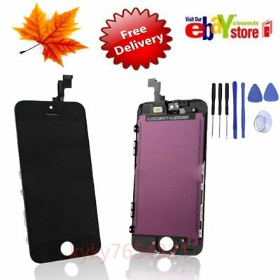 LCD Display Replacement Touch Screen Digitizer Assembly for iPhone 6 4.7''Black