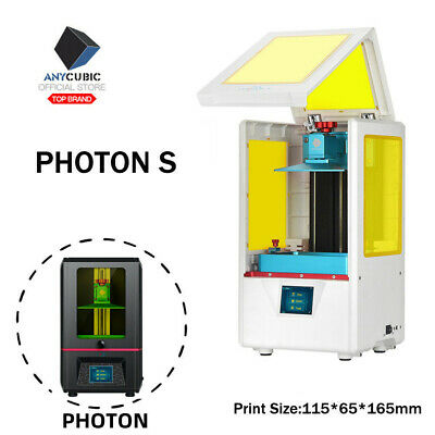 "DE ANYCUBIC LCD Photon / Matrix UV Photon S Impresora 3D 2.8""TFT Ultra Precision"