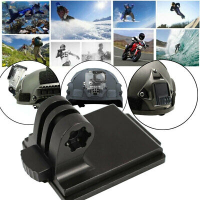 646E Aluminum Mount Base Helmet Mount Base Fixed Mount Base Helmet Brace