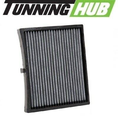 K&N VF2059 KN Replacement Synthetic Cabin Air Filter For Accent/Elantra/Rio