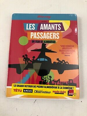 Les Amants Passagers Blu-ray Neuf Sous Blister