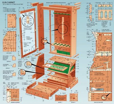 DIY Carpentry Wood-working Business PDFS 3 Dvds 100000 Plans Make Own Furniture