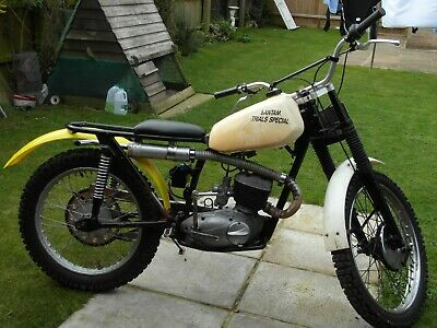 BSA Bantam Trials Bike 1959