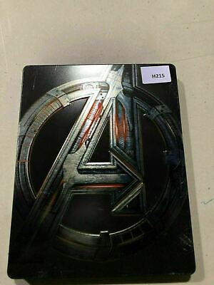 Avengers: Age Of Ultron -  Steelbook [Blu-ray 3D Only] AS IS!! H215