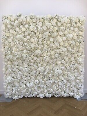 Flower wall/ Backdrop/ Wedding/ Baby Shower/ Party/ Events/ Christening **HIRE**
