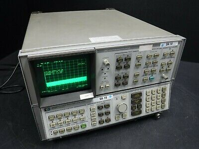 Used HP Agilent Keysight 8568B / 85680A/85662A Spectrum Analyzer 8H