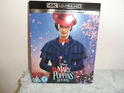 Mary Poppins Returns (4K Ultra HD + Blu-ray) [UHD]