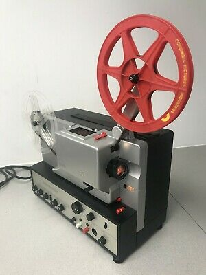 Noris Norisound 322 S Super 8 Magnetic Sound Film Projector Fully serviced