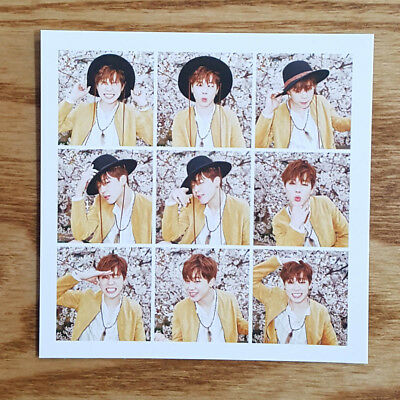Jimin Official Photocard BTS The Most Beautiful Moment in Life Part 1 Kpop